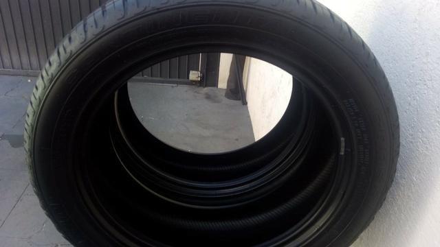Pneu 255/50r20 Pirelli Semi-Novo (PAR) - Foto 9