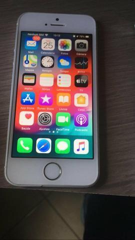 IPhone SE Prata