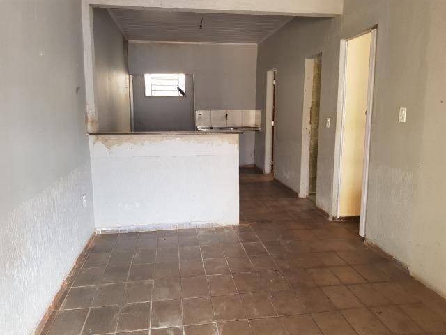 QR 115 Escriturada Casa de 2 Quartos + Barraco de Fundo - Aceita Proposta