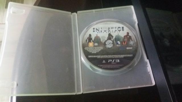 Injustice jogo ps3