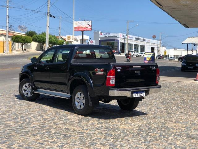 Pick Up Extra! Hilux SRV 2015 Aut 4x4 - F1 Auto Center Caicó/RN - Foto 7