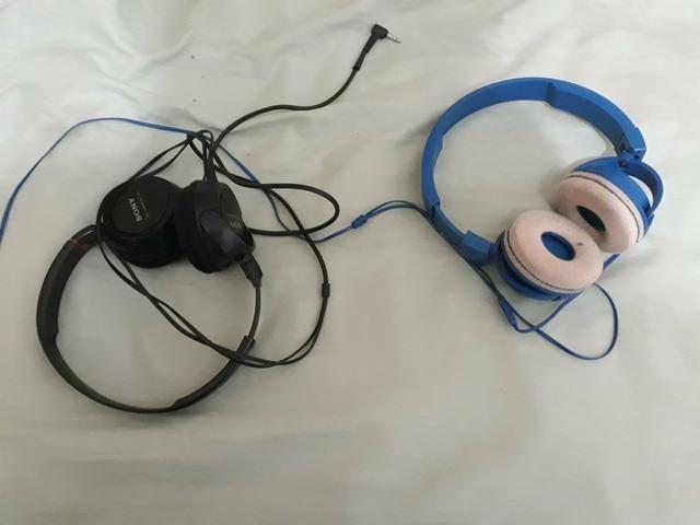 Fones headphones