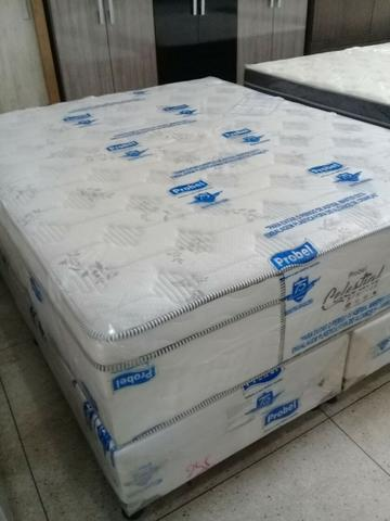Cama queen probel na black friday do ricardo/ de 1999 por 1299 a vista - Foto 4