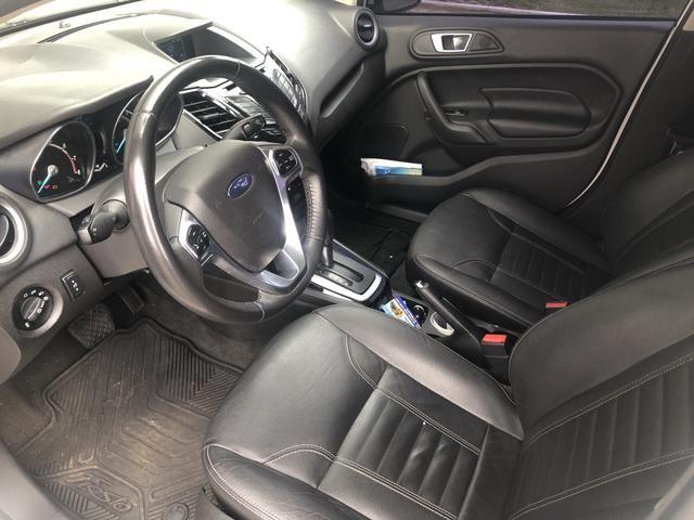 Fiesta sedan titanium 1.6 At 13/14 - Foto 9