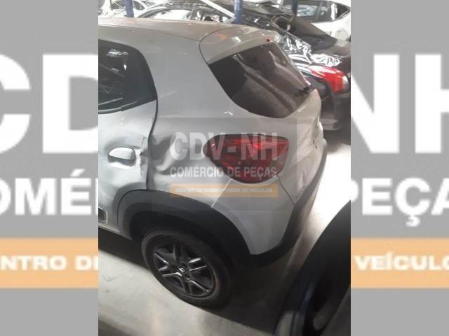 Sucata Renault Kwid 2017/18 1.0 75cv Flex - Foto 4