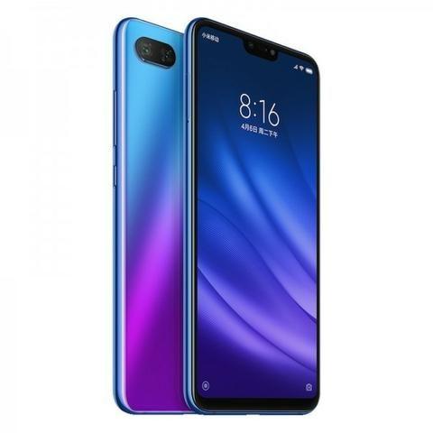 Celular Xiaomi Mi 8 Lite 128GB 6GB ram Azul