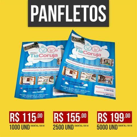 Panfletos e Cartões Grafica Rapida - Outros itens para comércio e ... a9d89359ab2
