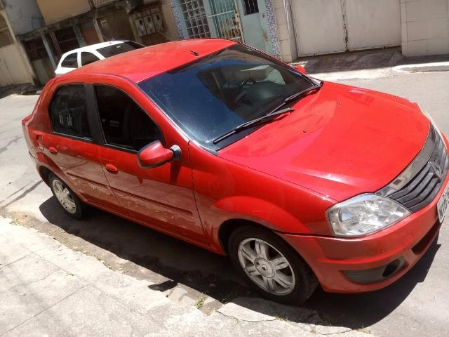 Renault Logan 1.6 2010/2011 -financio 1500,00 entrada
