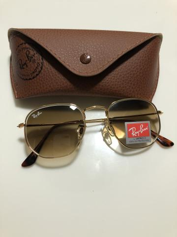 Vendo óculos ray ban hexagonal novo - Bijouterias, relógios e ... b34c2b8326