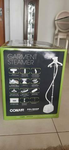 Vaporizador Garment Steamer 12 em 1 Conair Polishop - Foto 3