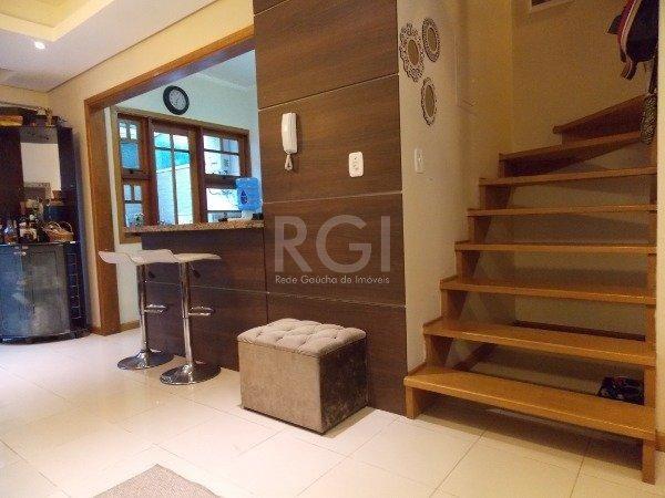 Casa de condomínio à venda com 3 dormitórios em Ipanema, Porto alegre cod:MI270550 - Foto 4