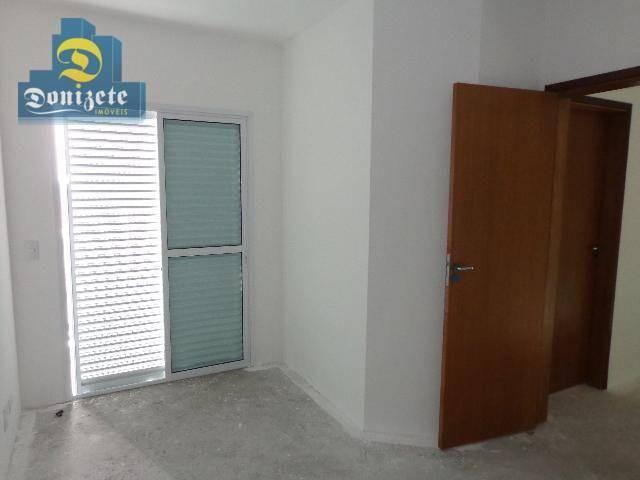 Sobrado residencial à venda, Vila Alzira, Santo André. - Foto 16