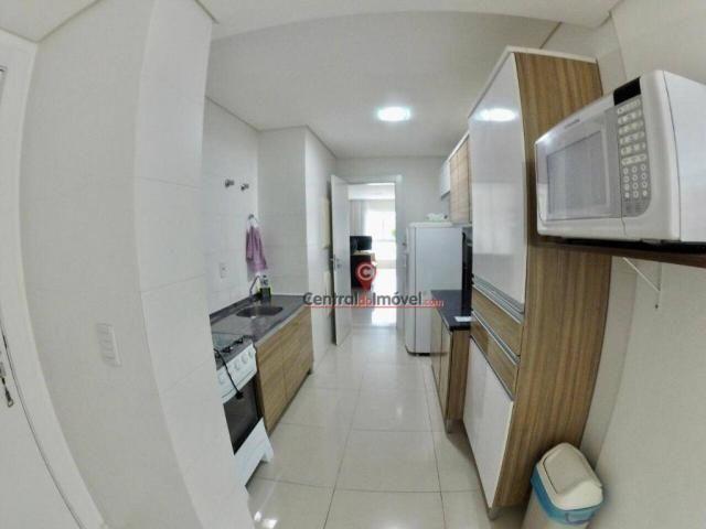 Apartamento com 2 dormitórios para alugar, 90 m² por R$ 1.200/dia - Centro - Balneário Cam - Foto 2