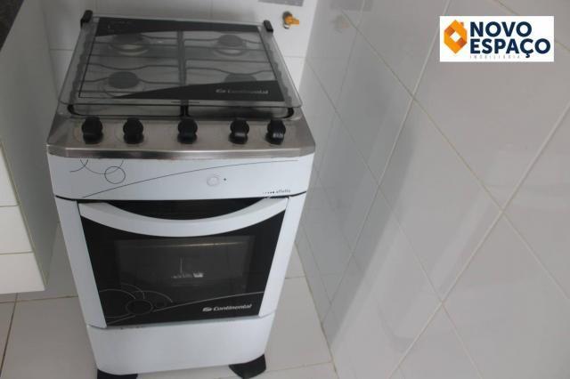 Apartamento com 2 dormitórios para alugar, 70 m² por R$ 1.000/mês - Centro - Campos dos Go - Foto 16