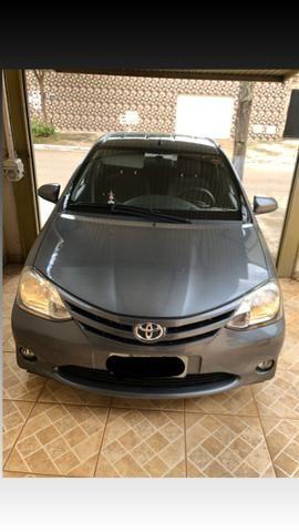 Toyota étios Hatch hb x 2014 1.3 - Foto 7