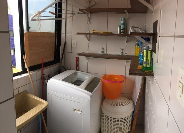 Alugo Apartamento Mobiliado na Av. Litoranea - Foto 8
