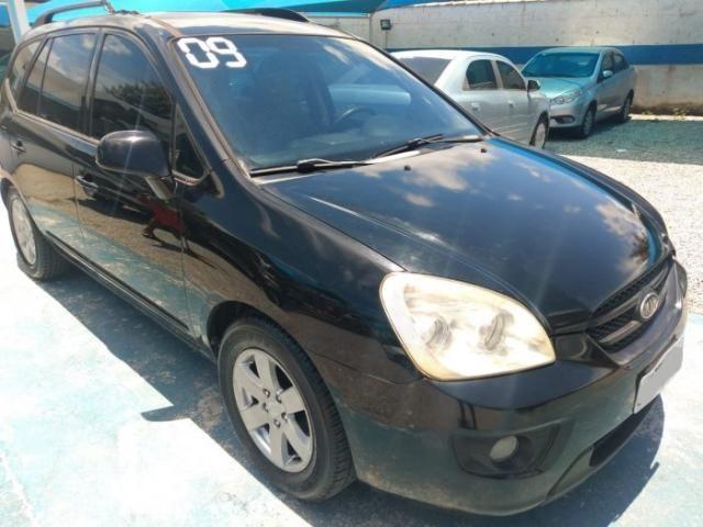 Kia carens 2009 2.0 ex 16v gasolina 4p automÁtico - Foto 2