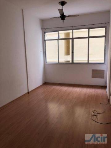 Apartamento com 1 dormitório para alugar, 55 m² por R$ 1.000,00/mês - Ingá - Niterói/RJ - Foto 2