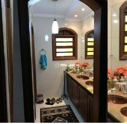 Sobrado com piscina no Maia para locacao residencial/ comercial, 5 dorms, 247 m² por R$ 8. - Foto 14