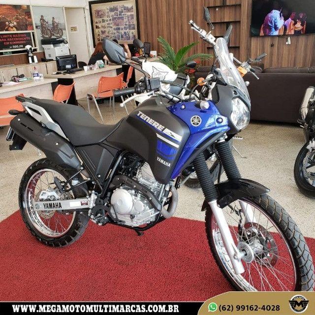Yamaha Xtz 250 Teneré flex - Foto 4