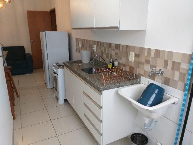 Apartamento mobiliado para temporada NOVINHO em Cuiabá bem localizado - Foto 13