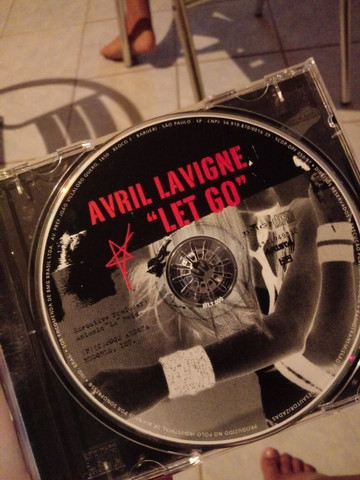 CD AVRIL LAVIGNE - LET GO - Foto 3
