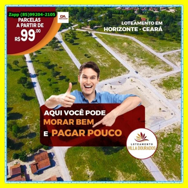 Loteamento Villa Dourados:::;Não perca tempo, invista agora!!!*@ - Foto 17