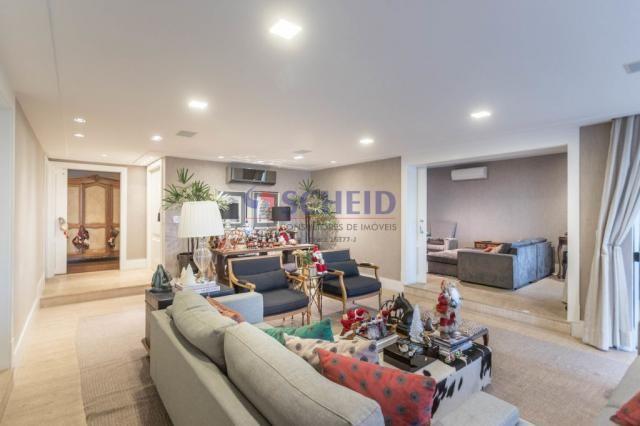 Apartamento alto padrão, com lindo acabamento em excelente localização. - Foto 4