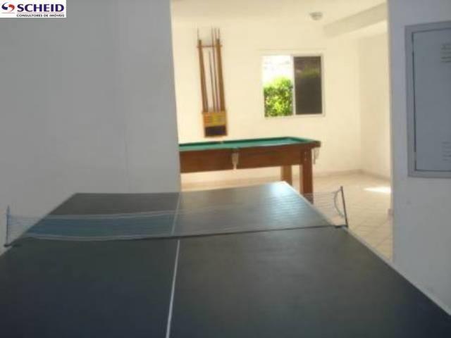 2 Dormitorios 1 banheiro social sala com varanda lazer completo. - Foto 16