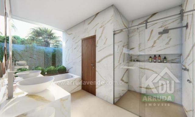 Casa à venda, 6 quartos, 3 suítes, 4 vagas, Jardim Riva - Primavera do Leste/MT - Foto 5