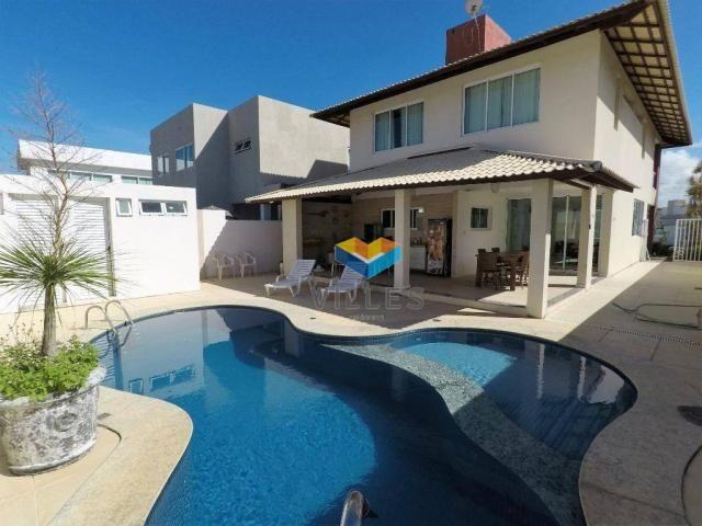 Casa com 5 dormitórios para alugar, 200 m² por R$ 1.500,00/dia - Barra Mar - Barra de São  - Foto 3