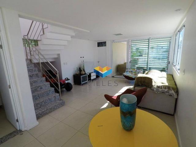 Casa com 5 dormitórios para alugar, 200 m² por R$ 1.500,00/dia - Barra Mar - Barra de São  - Foto 17