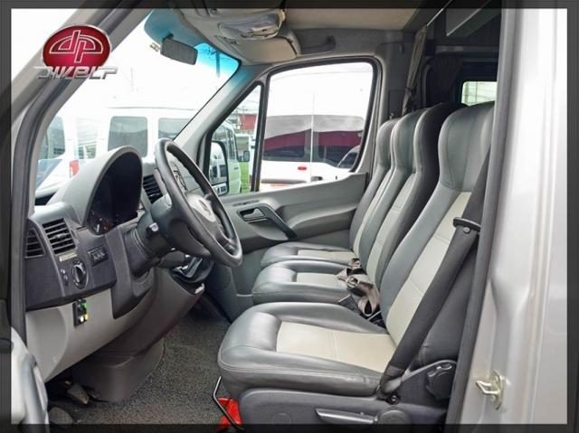 Mercedes Sprinter 415 CDI Passageiro 18L Marticar - Foto 12