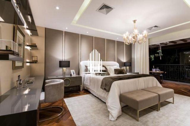 Apartamento 4 dormitórios em Alphaville-SP - Foto 10