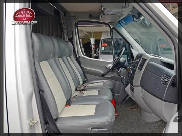 Mercedes Sprinter 415 CDI Passageiro 18L Marticar - Foto 16