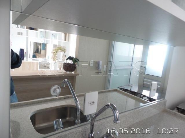 Apartamento no Itaim Bibi 1 Suíte Luxo 54m², condomínio com ótima estrutura - Foto 12