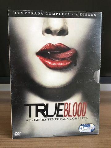Coleção completa dvds True Blood - Foto 2