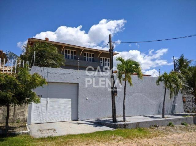 Casa no Porto das Dunas à venda, 9 dormitórios, 430 m² por R$ 1.300.000 - Aquiraz/CE - Foto 3
