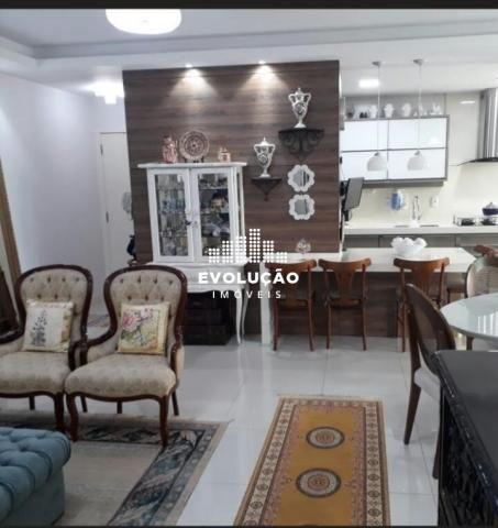 Apartamento à venda com 3 dormitórios em Balneário, Florianópolis cod:9276 - Foto 7