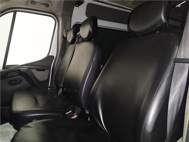 Renault Master 2.3 dci minibus l2h2 16 lugares 16v diesel 4p manual - Foto 4