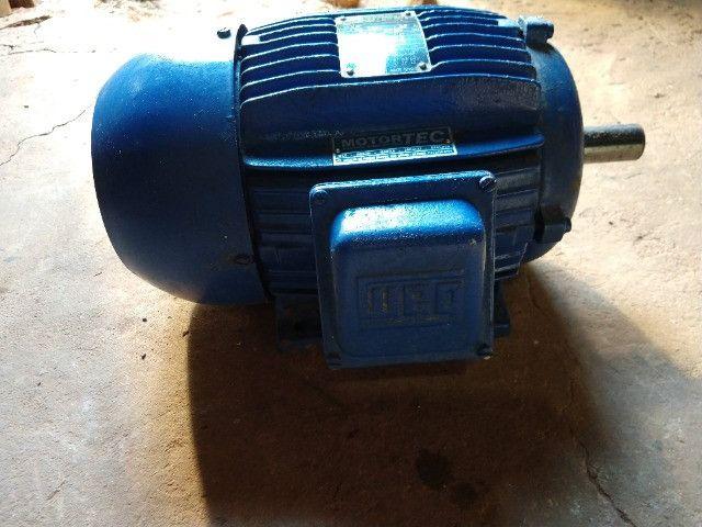 Motor eletrico trifasico - Foto 2