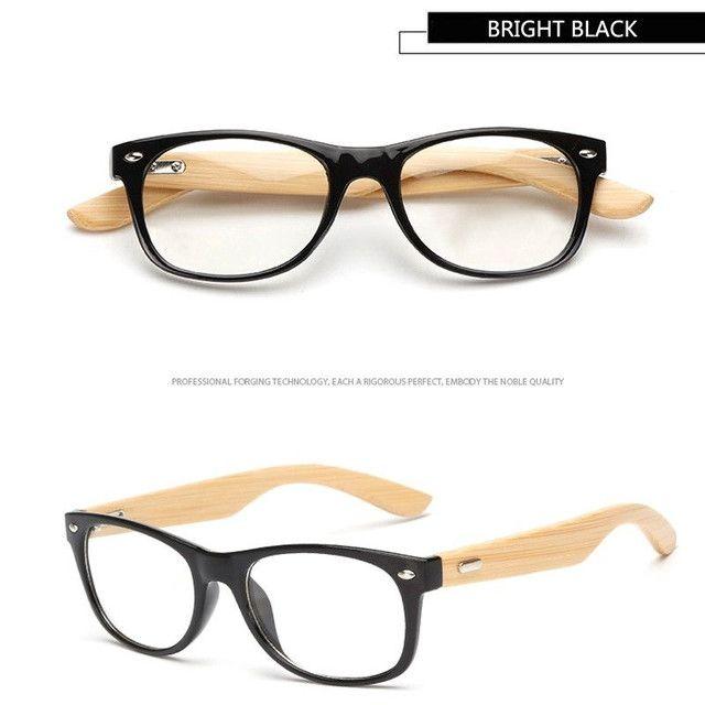 Óculos retrô alto padrão - Foto 2