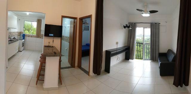 Apartamento mobiliado para temporada NOVINHO em Cuiabá bem localizado - Foto 11