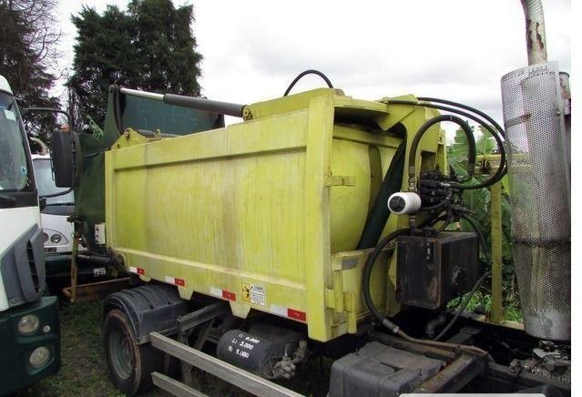 Coletor de lixo / compactador de lixo - Foto 4