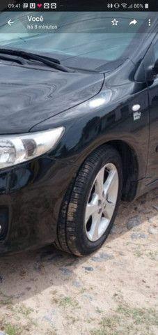 Corolla Blindado automático 2013  - Foto 6