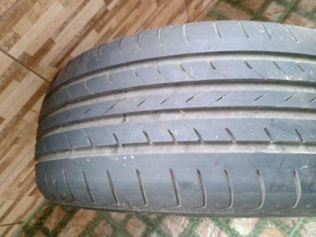 Vendo 2 pneus 225/55R18 - Foto 5