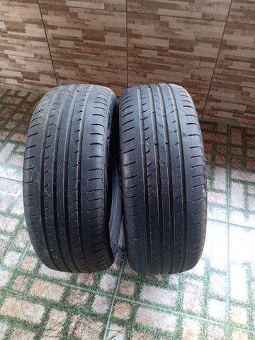 Vendo 2 pneus 225/55R18