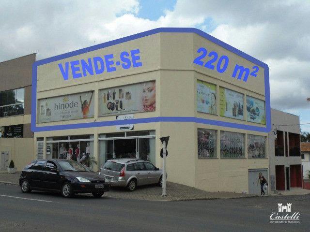 Vende-se Sala Comercial no Centro de Ponta Grossa
