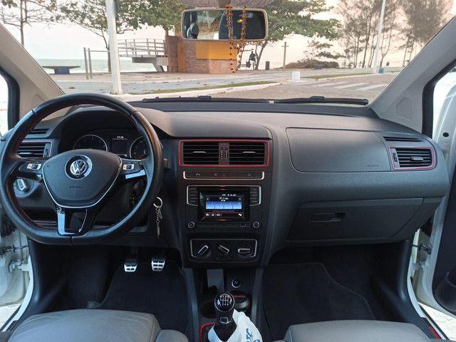 VW Fox Pepper 1.6 MSI 2017 U. Dono - Foto 12