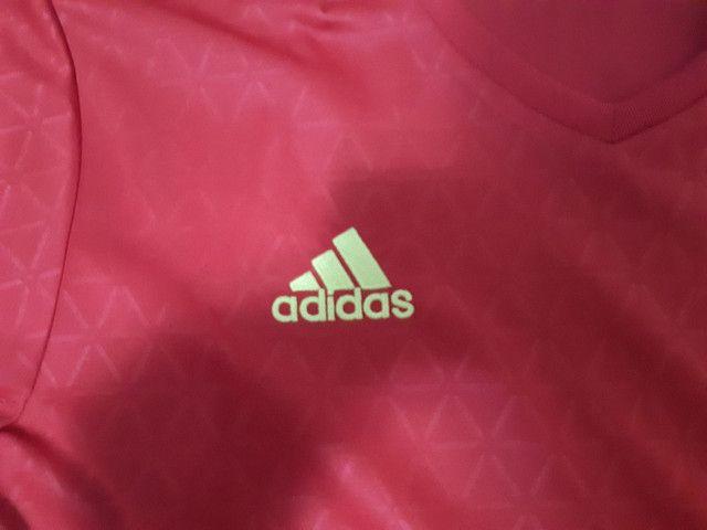 Camiseta Espanha Adidas - Foto 3